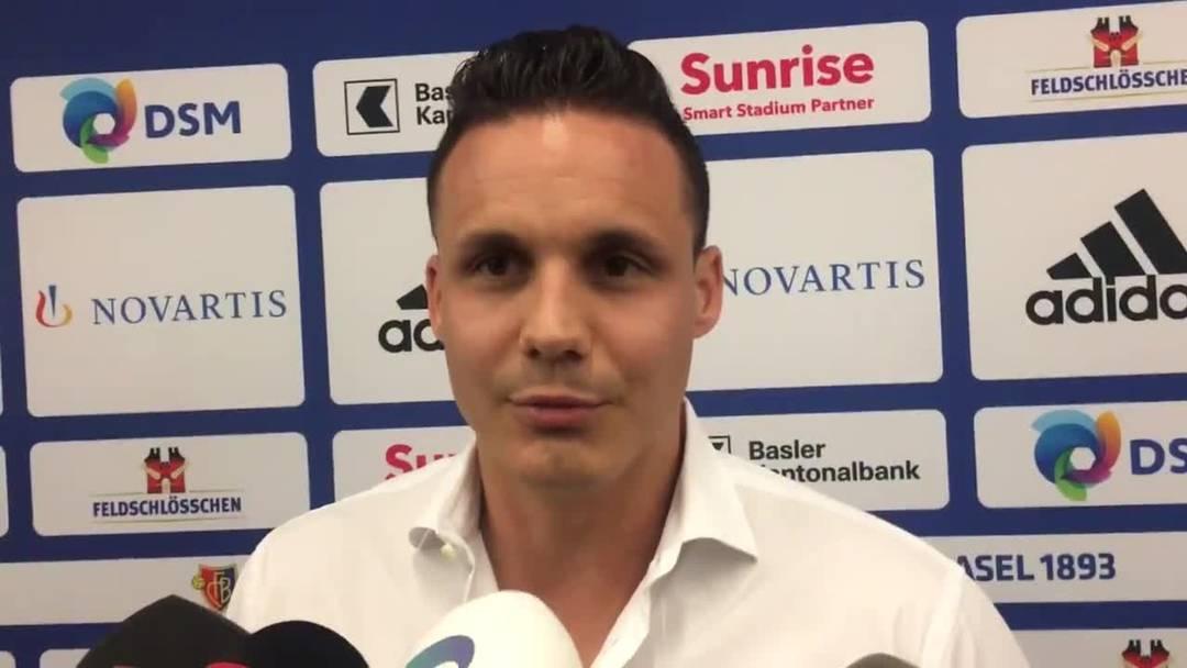 Miteigentümer David Degen über seine Pläne mit dem FC Basel