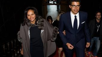 Isabel dos Santos und ihr Mann Sindika Dokolo sollen in einen Korruptionsskandal verwickelt sein.
