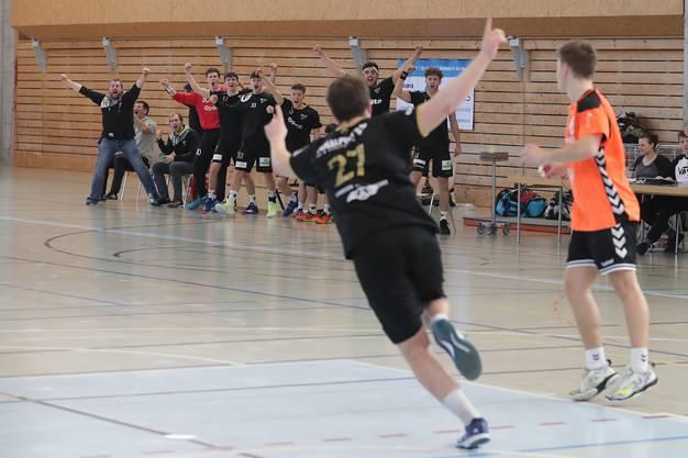 Die Junioren der HSG Nordwest kämpfen an den kommenden Wochenenden um den Titel.