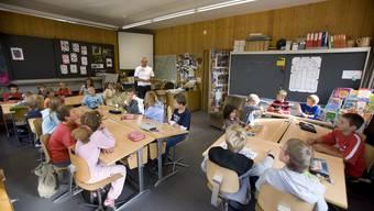 Das Parlament lehnt die Einführung einer Sprachquote an Primarschulen ab. (Symbolbild)