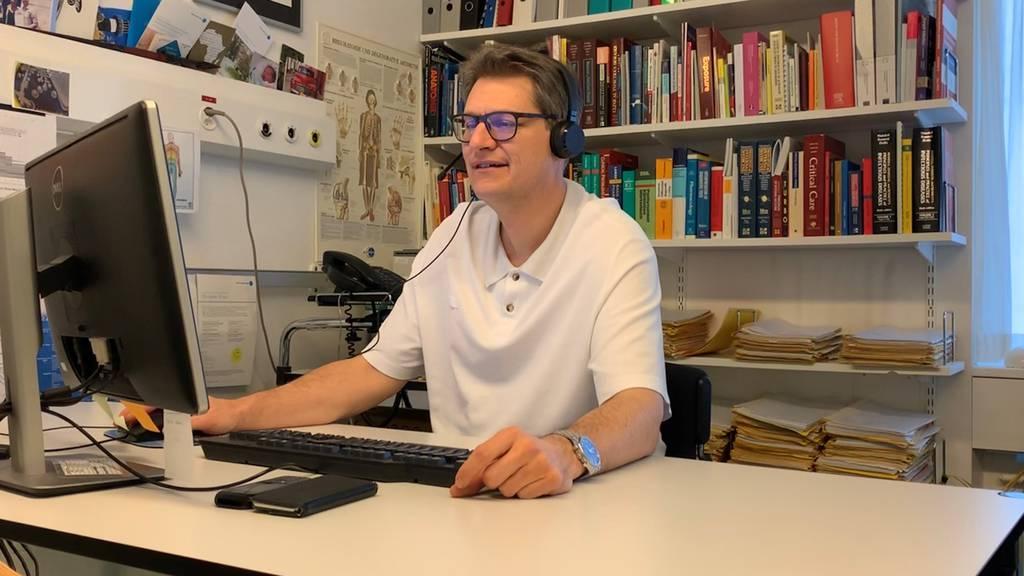 Coronavirus - Dr. med. Christoph Fux hat eure Fragen beantwortet