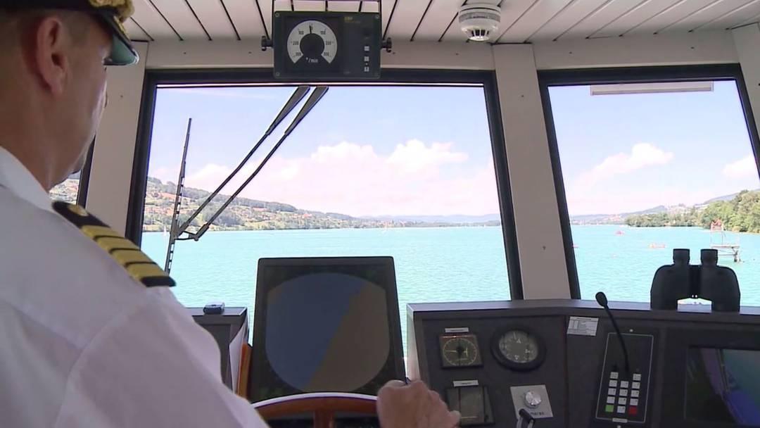 Schiffskollisionen verhindern