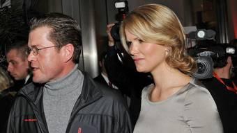 Karl-Theodor zu Guttenberg und seine Frau Stephanie ziehen samt Kindern in die USA.