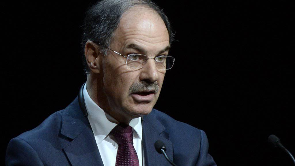 Ethos-Präsident Dominique Biedermann kritisiert die Vorababstimmungen über die Manager-Boni. Das entspreche nicht dem Geist der Minder-Initiative.
