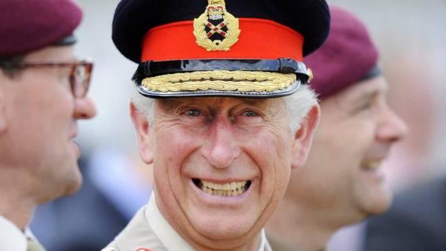 Grossvater Prinz Charles war hoch erfreut über seine Enkelin (Archiv)