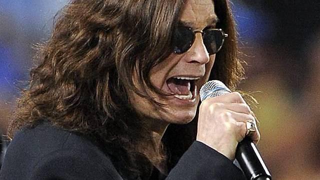 Wahl Kalifornier Ozzy Osbourne (Archiv)