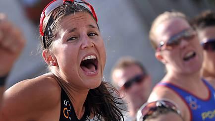 Melanie Annaheim verblüfft mit Rang 3 in Peking