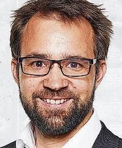 Titus Meier, Historiker und FDP-Grossrat, Brugg