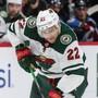 Nino Niederreiter ist bereit für die neue NHL-Saison