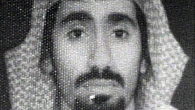 Der US-Fernsehsender ABC zeigte ein Foto von Nashiri (Archiv)