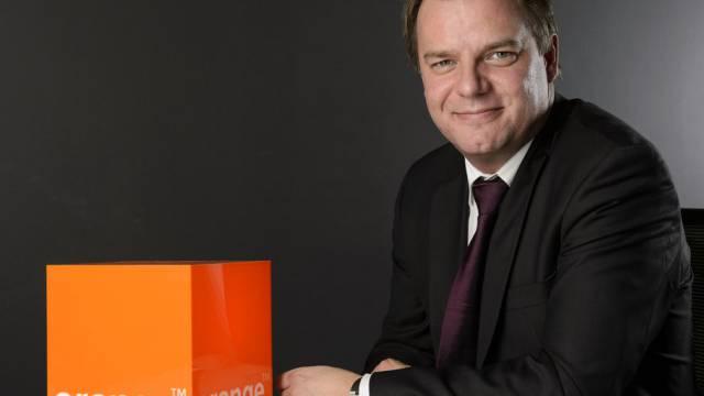 Orange Schweiz-Chef Johan Andsjö (Archiv)