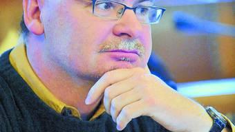 Urs Huber: Der SP-Kantonsrat ist mit dem Bildungsdepartement nicht zufrieden.