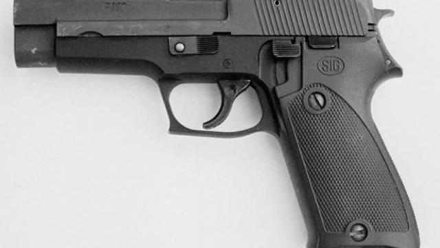 Die Schweizer Armeepistole, eine SIG-Sauer P 220