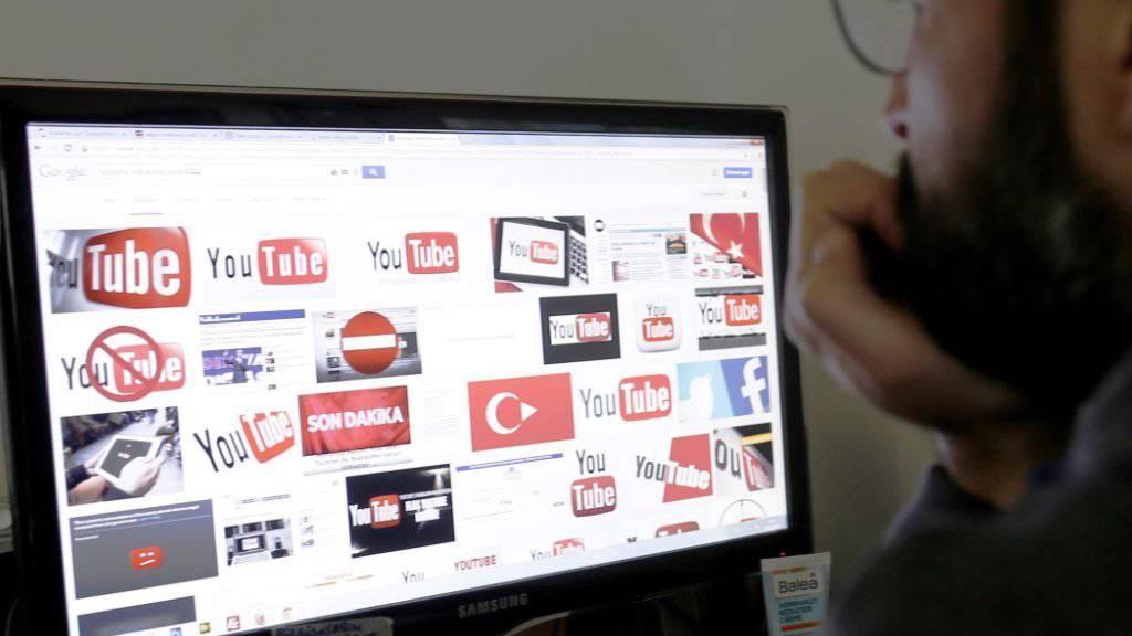 Wer sich dieser Tage in der Türkei im Internet gegen den Präsidenten äussert, muss mit einem Besuch der Polizei rechnen. (Symbolbild)