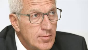 Muss weiterhin in Untersuchungshaft bleiben: Der ehemalige Raiffeisen-Chef Pierin Vincenz. (Archivbild)