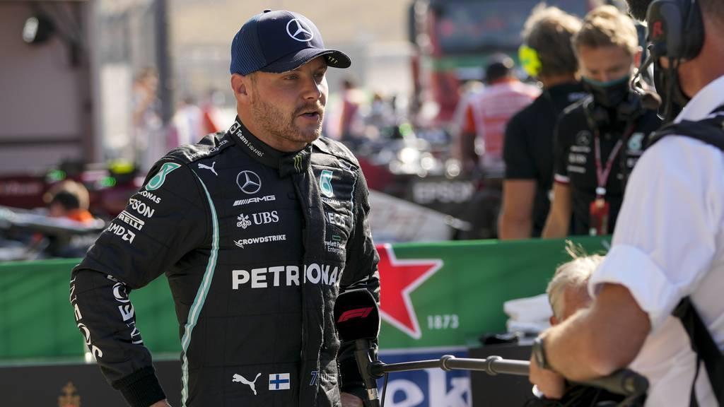 Valtteri Bottas wechselt zu Alfa Sauber