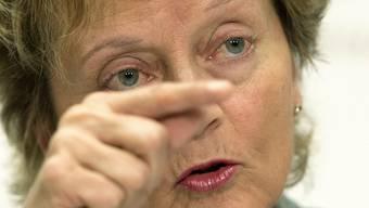 Finanzministerin Eveline Widmer-Schlumpf unterzeichnete am Wochenende das Communiqé der G-20-Staaten.