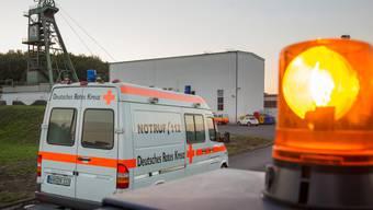 Drei Tote nach schwerer Gasexplosion in Kali-Grube in Thüringen