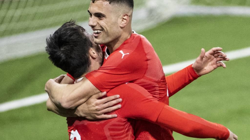 Schweizer U21 bewahrt makellose Bilanz