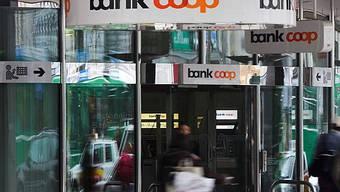 Hauptsitz der Bank Coop in Basel