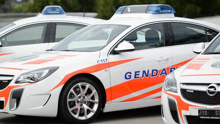 Polizeipatrouillen suchten am Mittwochabend nach dem Flugzeug. Das Wrack wurde bei St-Légier VD gefunden. (Symbolbild)