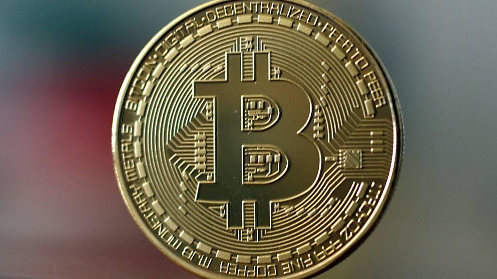 Bitcoin-Rally geht weiter – Kurs kurz über 33'000 Dollar