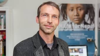 Rocco Umbescheidt (40) Aargauer des Jahres.