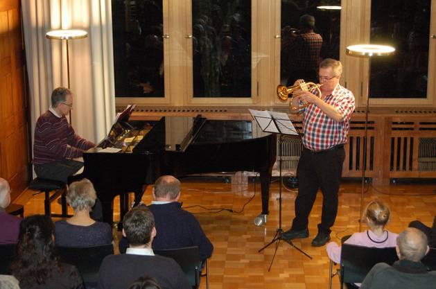 Flügelhornsolist
