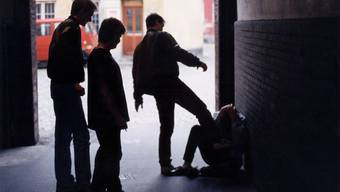 Die Fälle von Jugendgewalt sanken leicht.