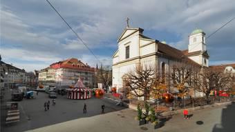 Die Stadtkirche als ein prägendes Bauwerk möchte auch weiterhin von der Stadt genutzt werden können.