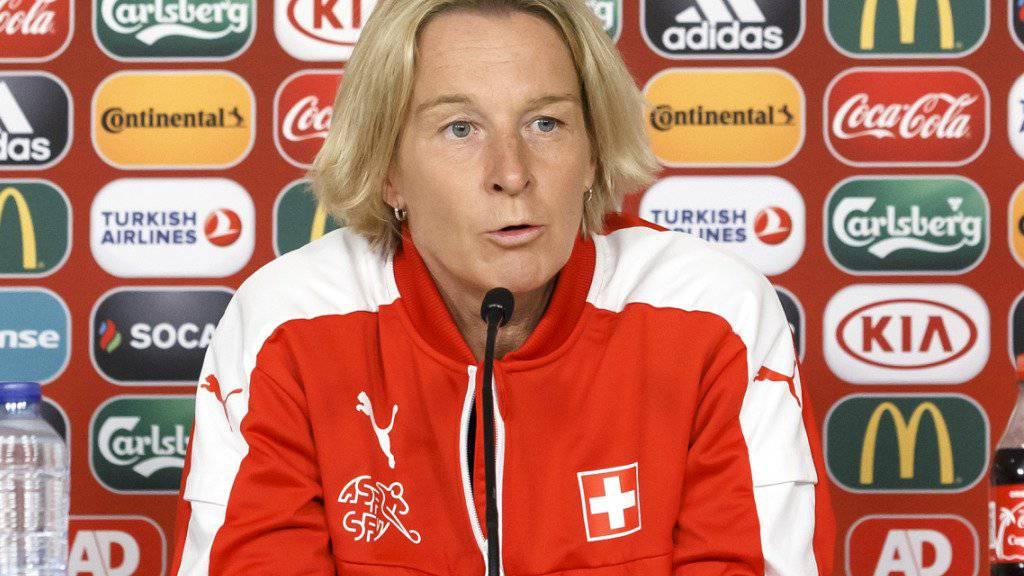 Martina Voss-Tecklenburg ist neu im Verwaltungsrat von Fortuna Düsseldorf.