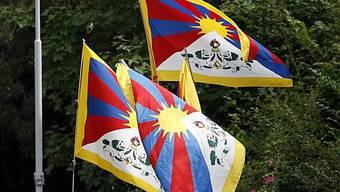Auch die Schweiz ist dabei: Aus Solidarität zum tibetischen Volk und in Erinnerung an den Volksaufstand von 1959 findet am 10. März eine internationale Flaggenaktion statt.