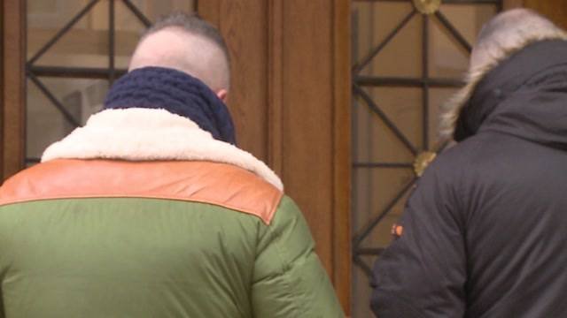 Basler Hooligans vor Gericht