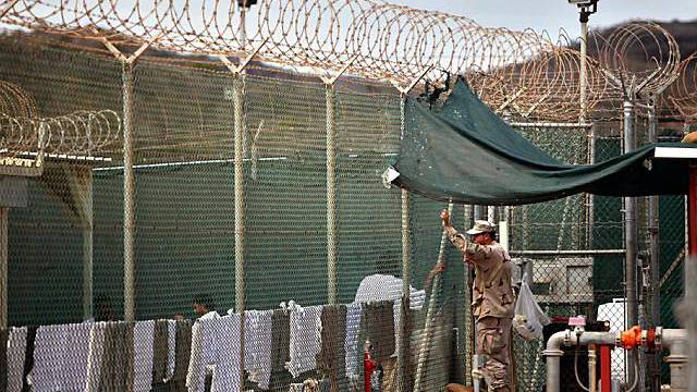 Gefängnis auf Guantánamo (Archiv)