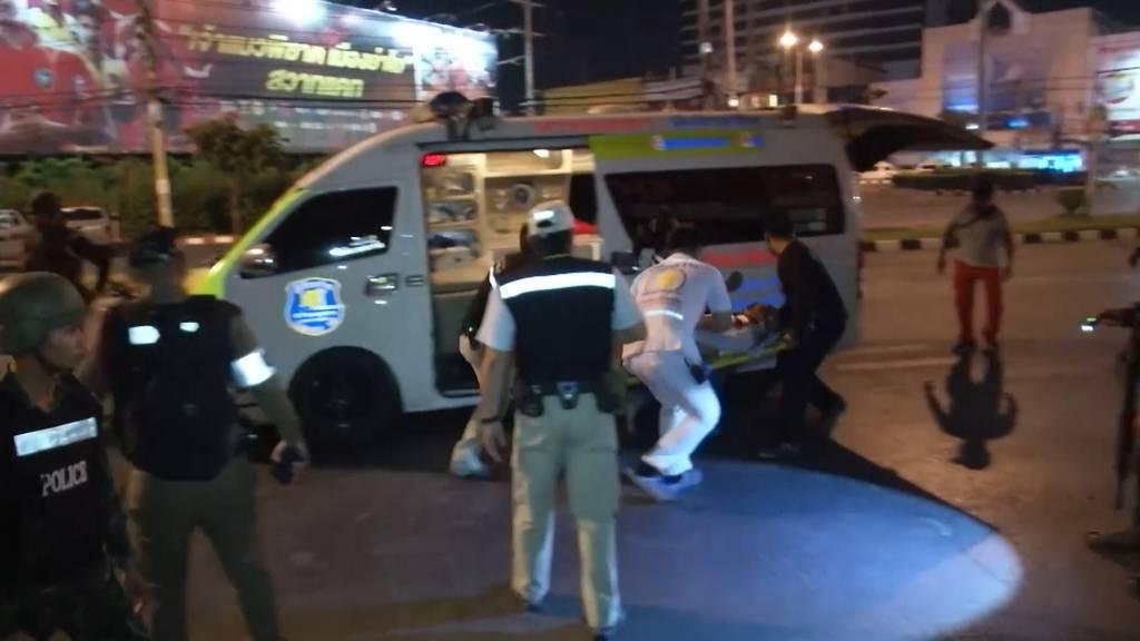 Amokschütze tötet 26 Menschen, 57 Verletzte