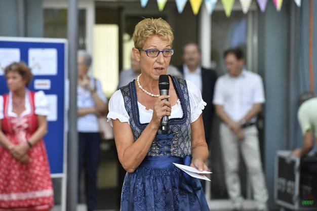 Sonja Leuenberger, Gesamtleiterin