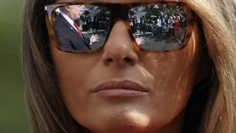 Melania Trump war an der Seite des US-Präsidenten in Davos erwartet worden. Sie sagte ab - und begab sich zuhause auf selbstbewusste Solopfade.