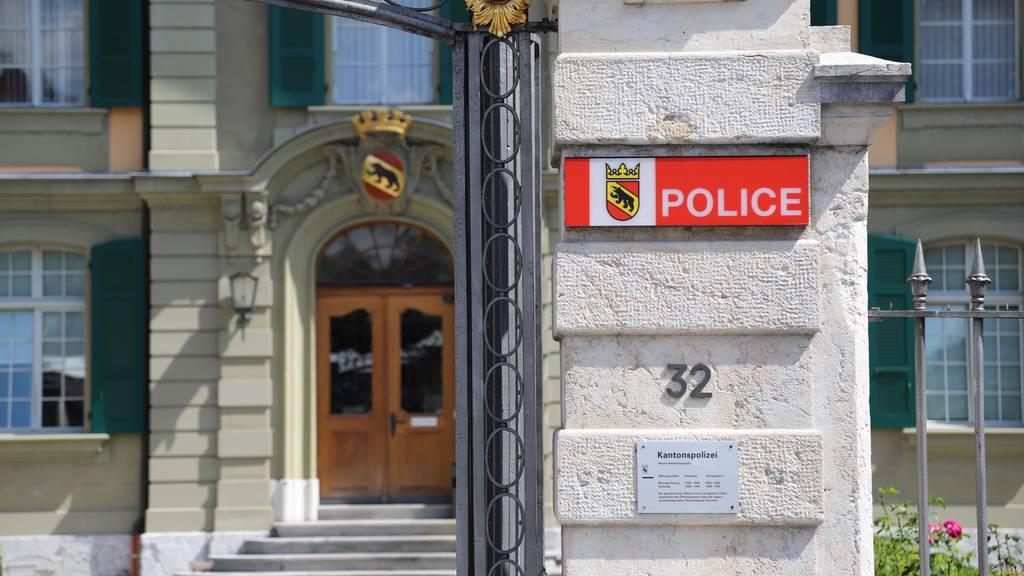 Der Kanton Bern will eine eigene Polizeischule