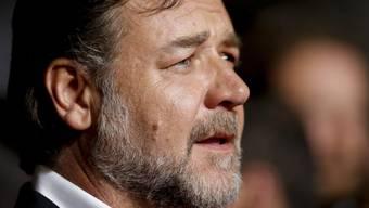 Der Australier Russell Crowe outet sich als Fan des europäischen Fussballs und speziell als Unterstützer des polnischen Teams. Dieses steht am Samstag im Achtelfinal gegen die Schweiz. (Archivbild)