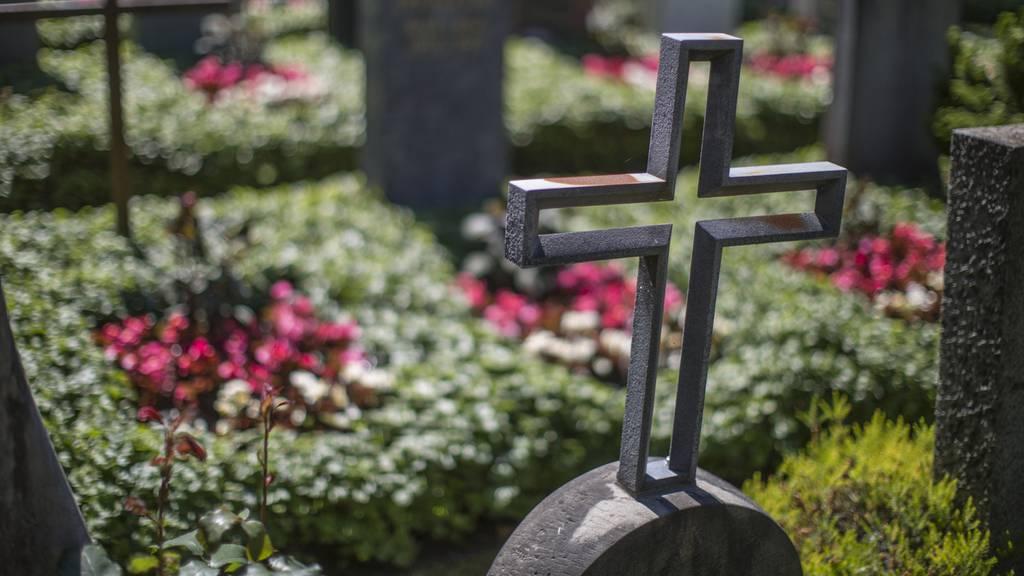 Vermisster Grabstein wieder aufgetaucht
