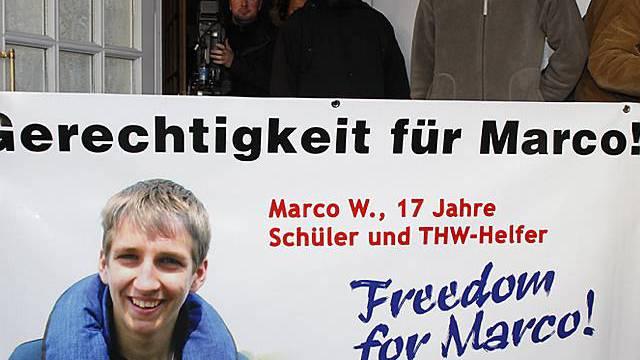 Unterstützung für Marco (Archiv)