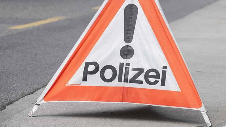 In Erlinsbach lief am Dienstag ein grösserer Polizeieinsatz. (Symbolbild)