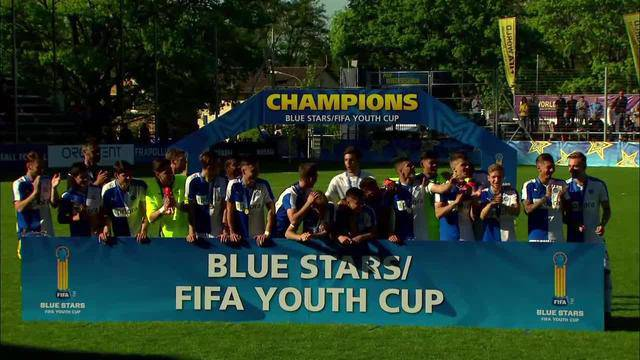 FIFA Youth Cup Magazin: Teil 2