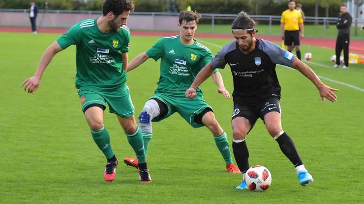 Der FC Lenzburg spielte zuletzt unter Munera eine erfolgreiche Saison.