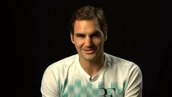 Die Universität Basel hat an ihrem 557. Dies Academicus Roger Federer als Ehrendoktor der Medizin ausgezeichnet. Das sagt der Tennisstar zu dieser Ehre.