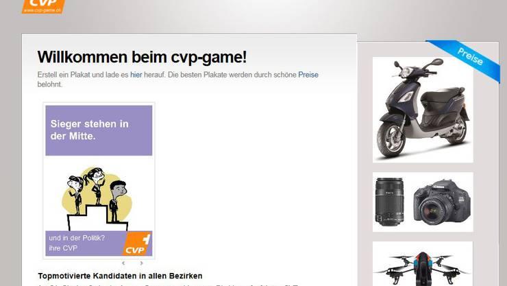CVP-Game