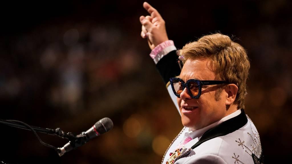 Verschoben - Elton John
