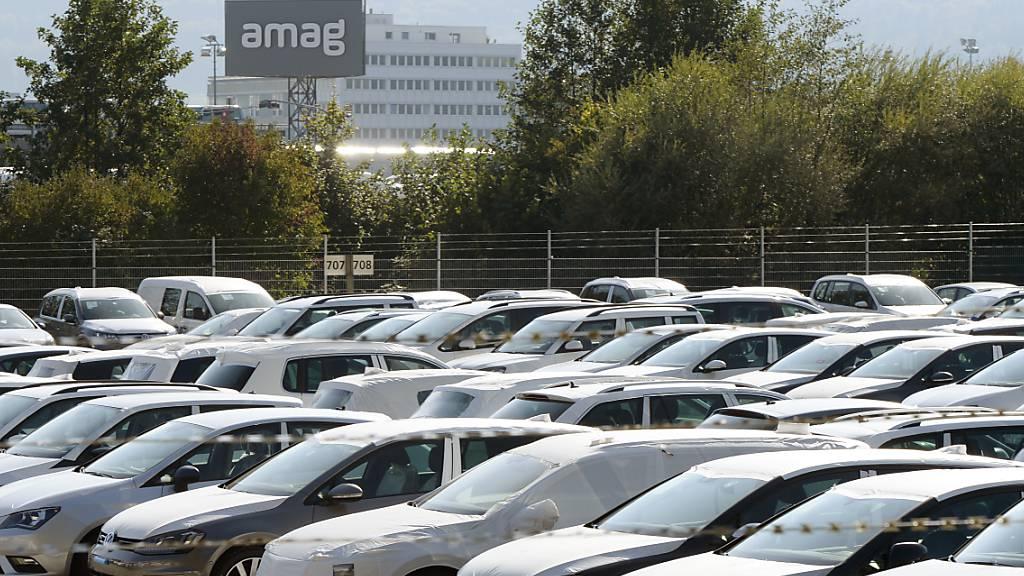 Autoimporteure verfehlen CO2-Ziele zum vierten Mal in Folge