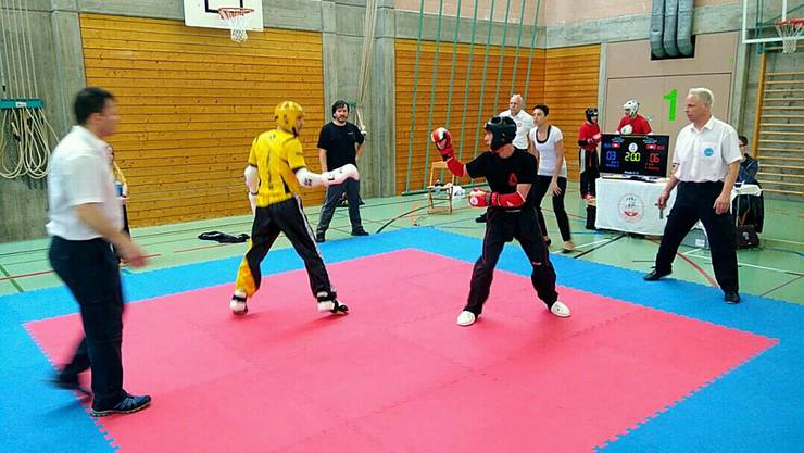Die Kickboxer aus Füllinsdorf waren sehr erfolgreich im Tessin. (Symbolbild)