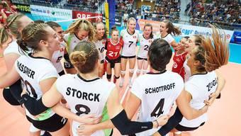 Die Schweizerinnen feierten am Mittwoch zum Auftakt der EM-Qualifikation einen 3:1-Auswärtssieg gegen Österreich.